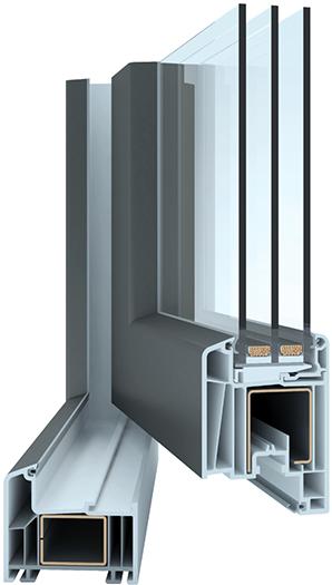 Arcade window