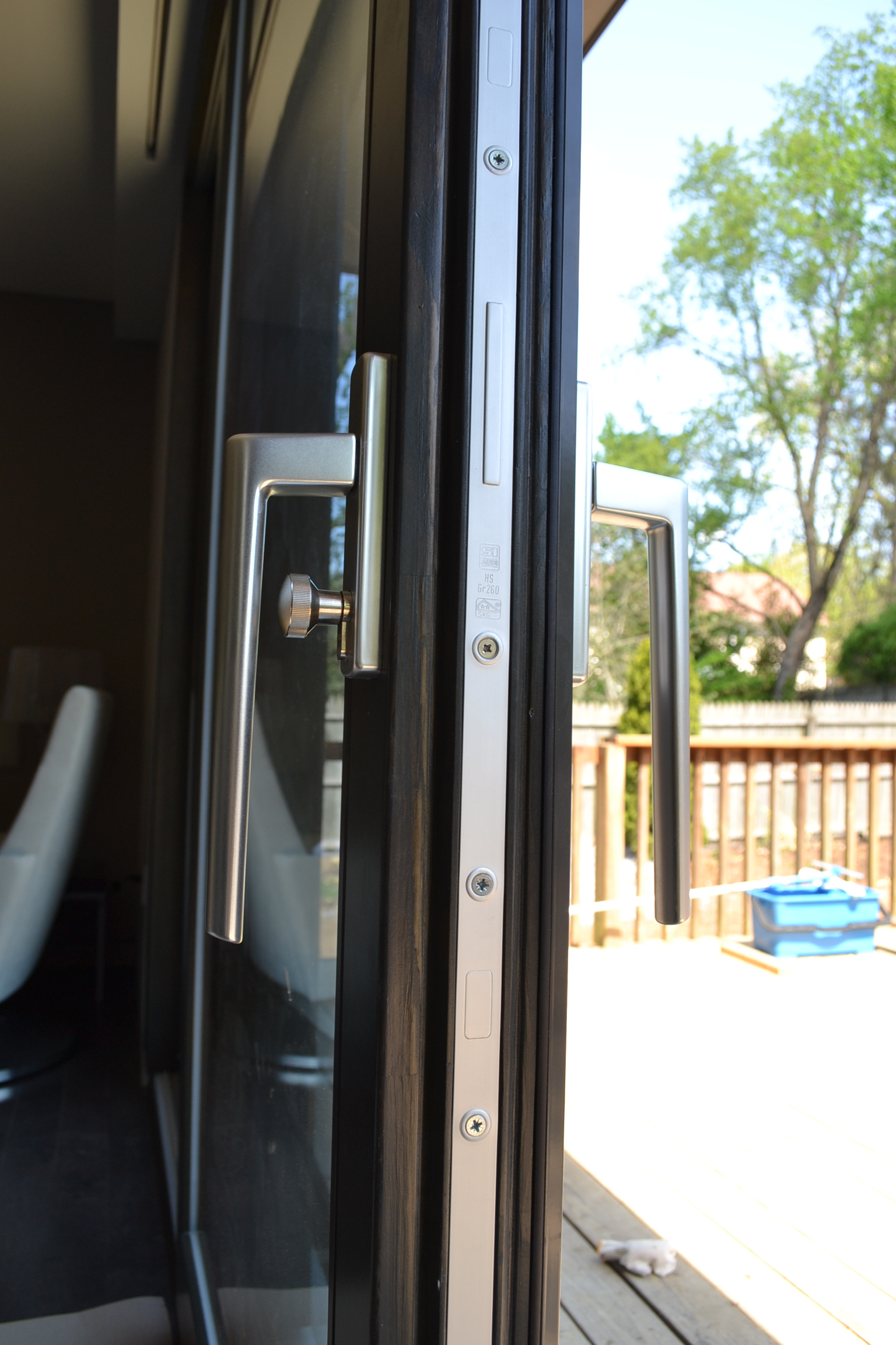 Lift & Slide Doors INTUS Windows