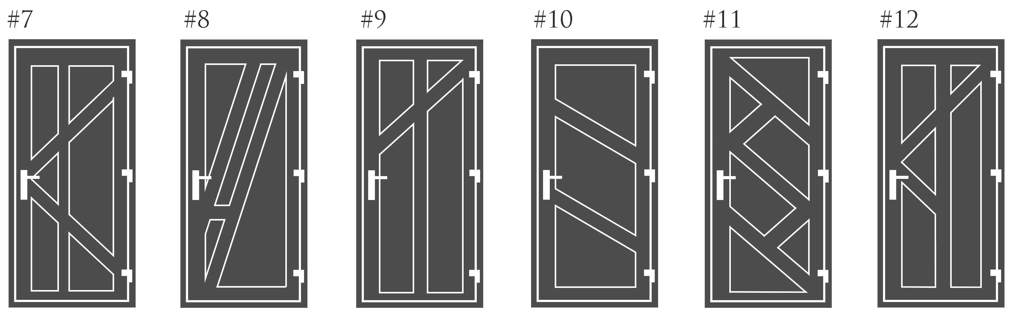 Balcony entry doors intus windows built to be energy for Steel window design 2016