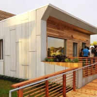 Passive House sustainable living low income housing