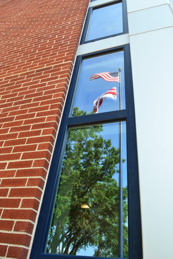 Capital City Public Charter School with INTUS Windows