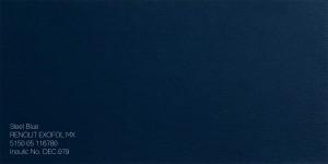 11. Steel Blue