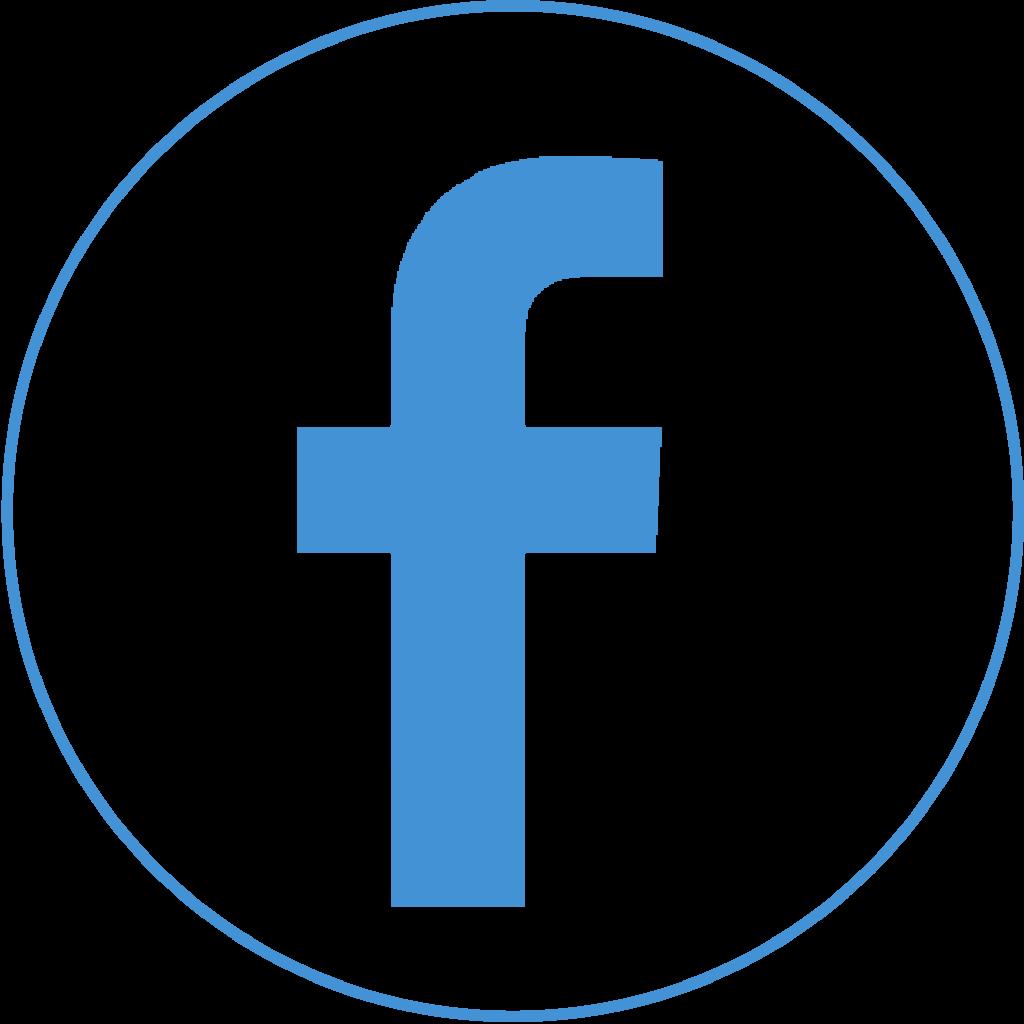 logo facebook rond png