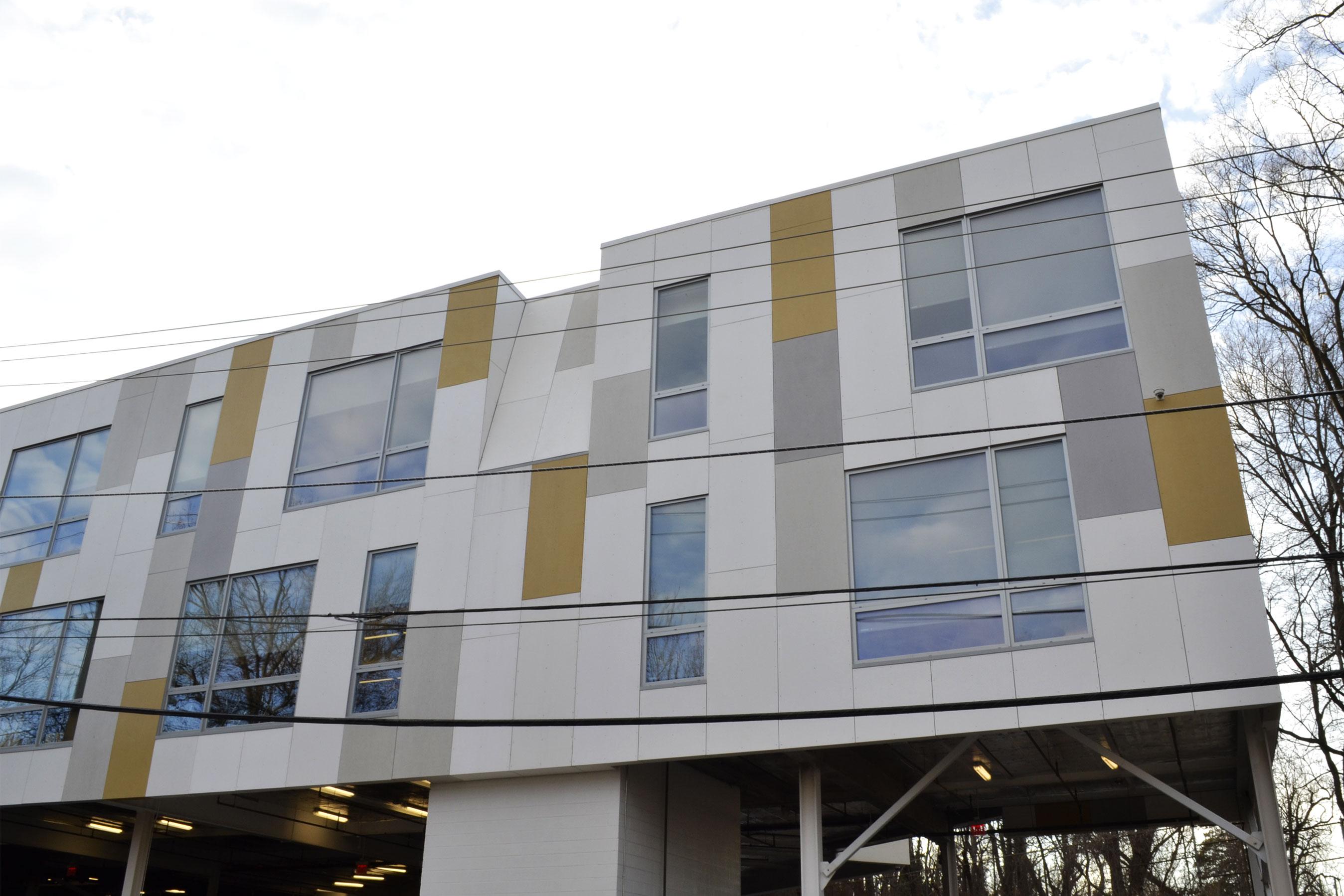 DC PREP Charter School with INTUS Windows