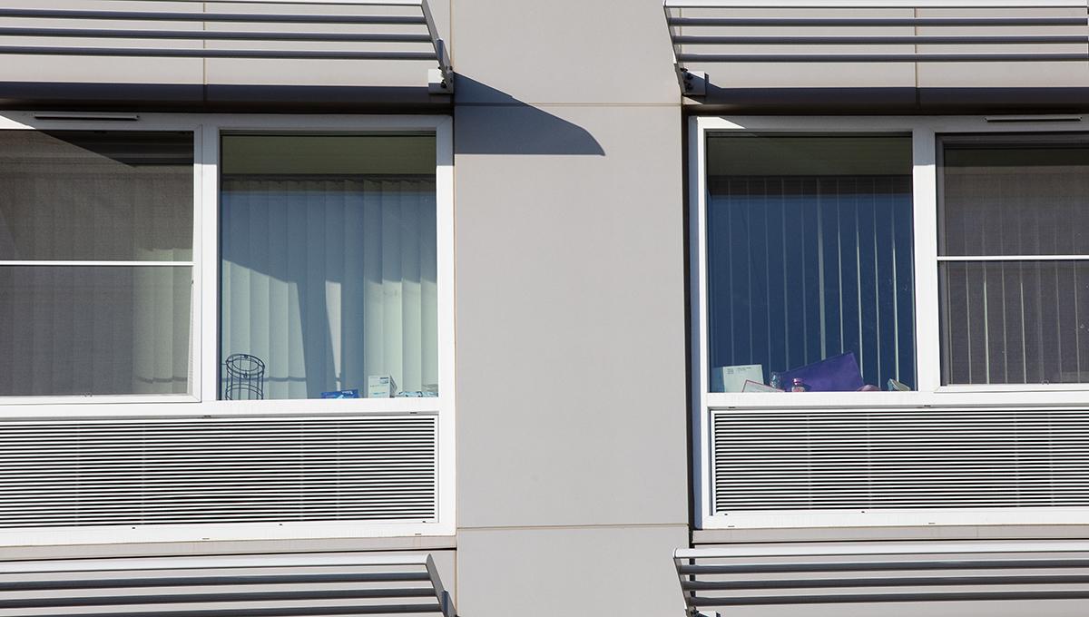 Prospect Plaza Phase I & II with INTUS Windows