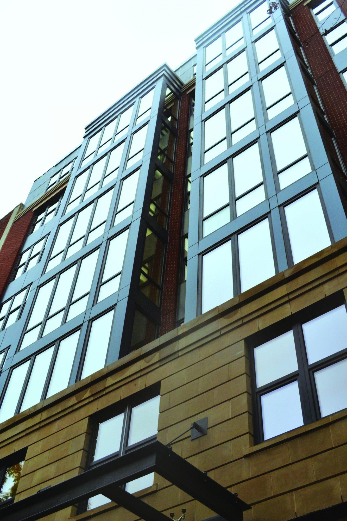 Elysium Logan with INTUS Windows