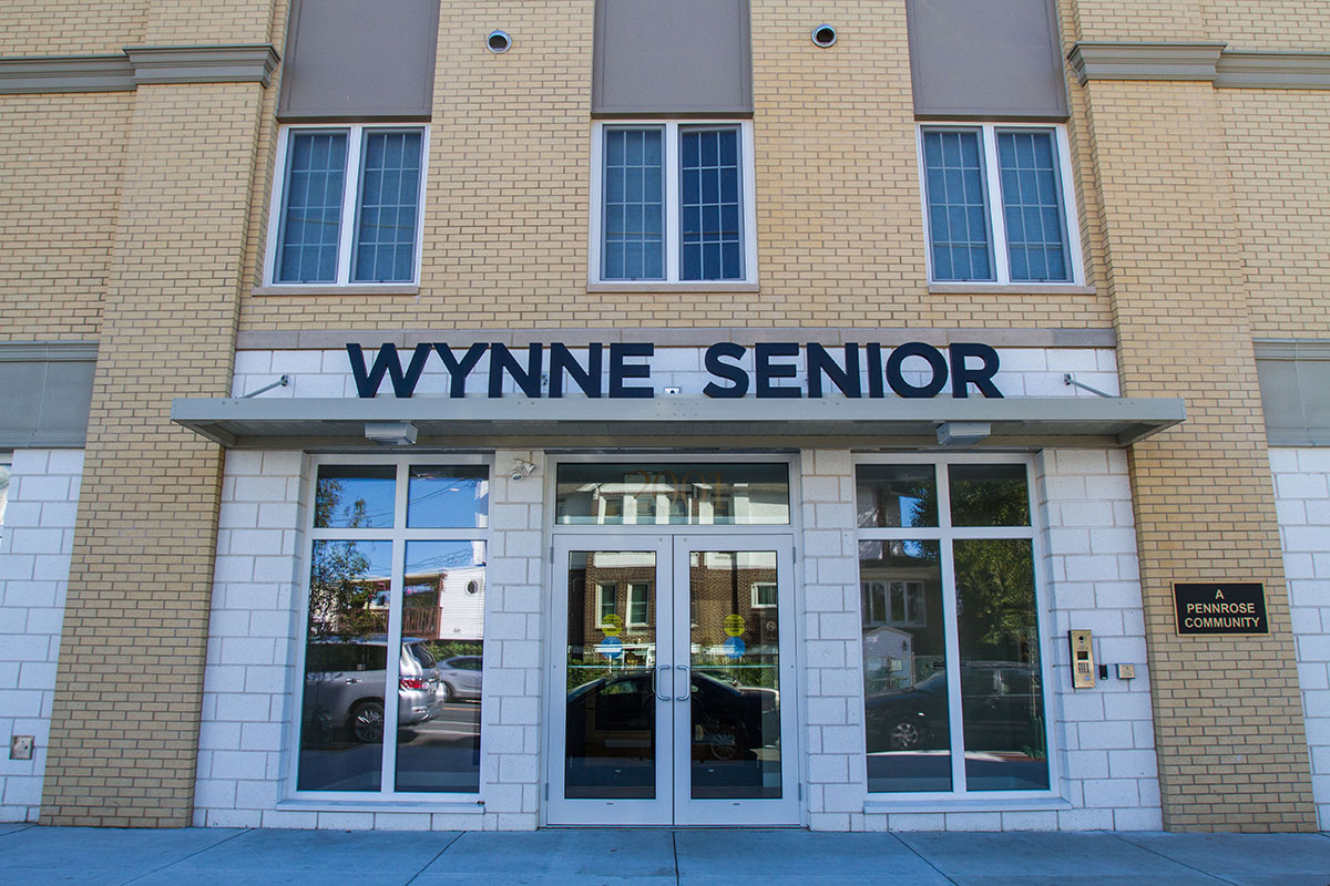 Wynne Senior Residences with INTUS Windows