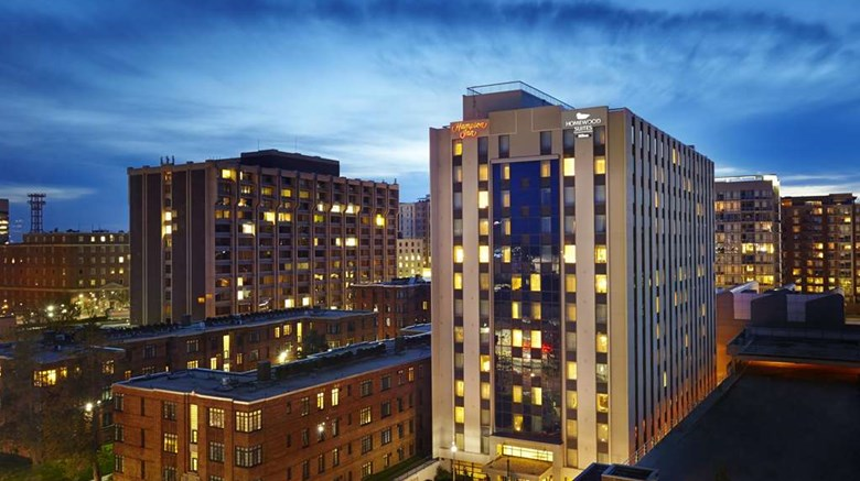 Home2 Suites in Silver Spring, MD withINTUS Windows