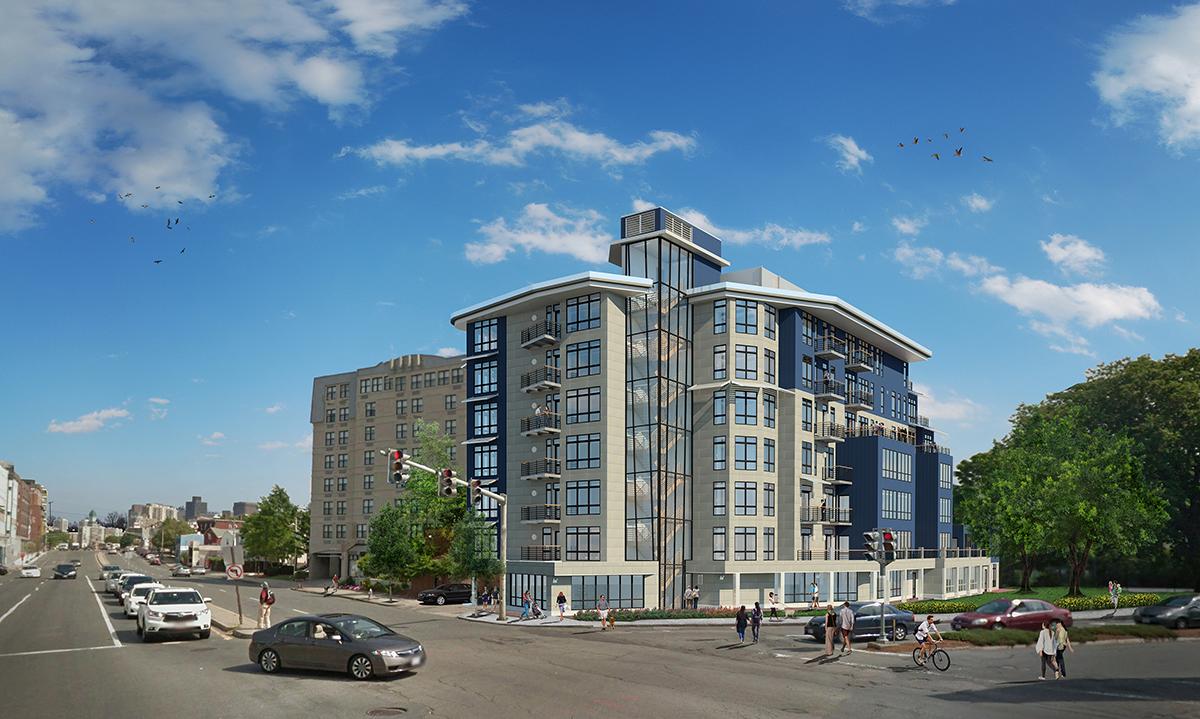 Point 262 Condominiums with INTUS Windows