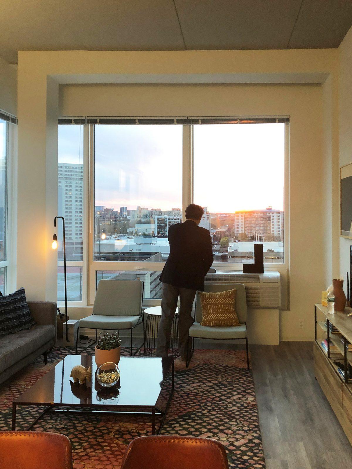 The Hamilton with INTUS Windows