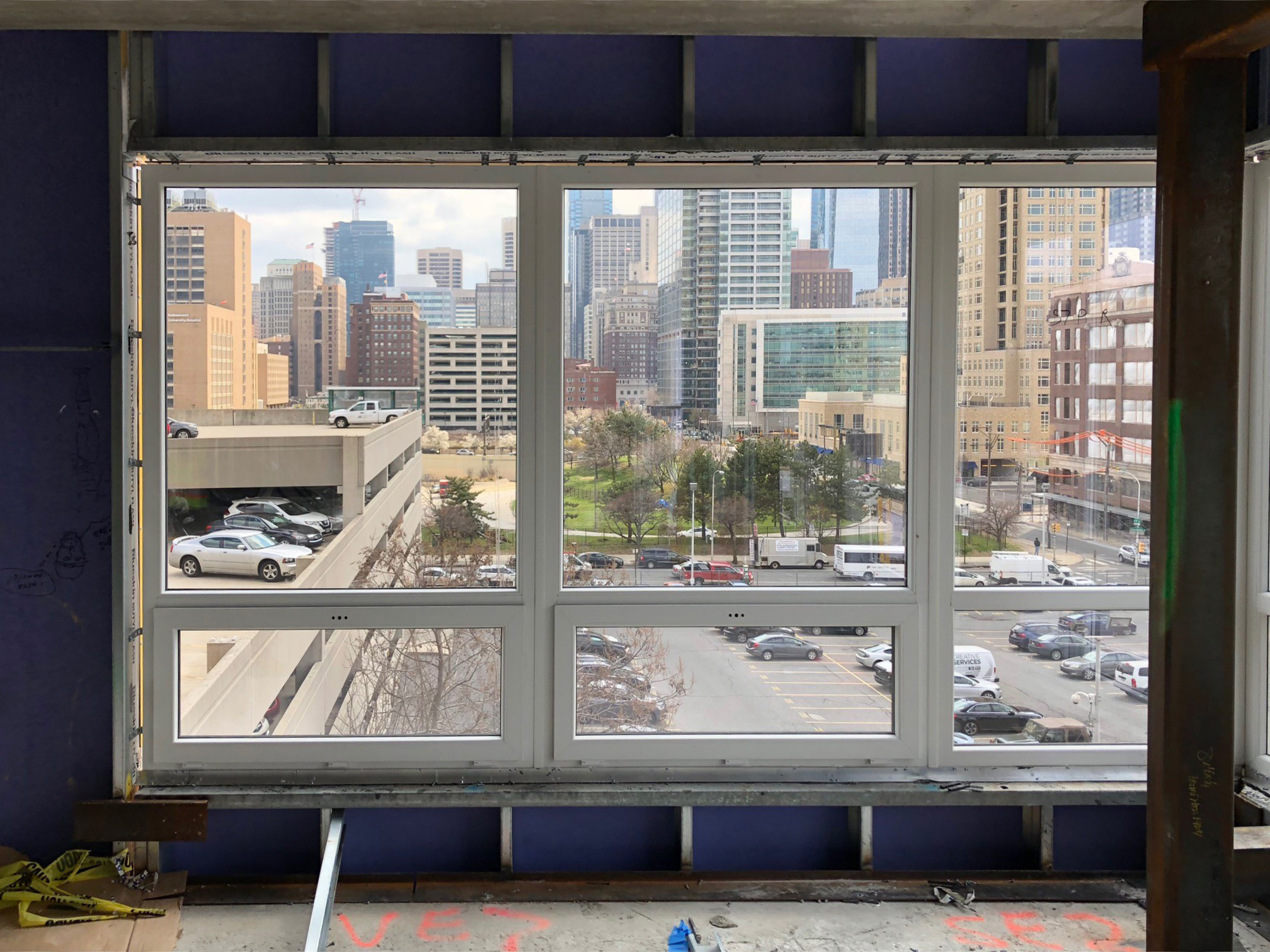 INTUS Windows offers daylight filled rooms at The Hamilton