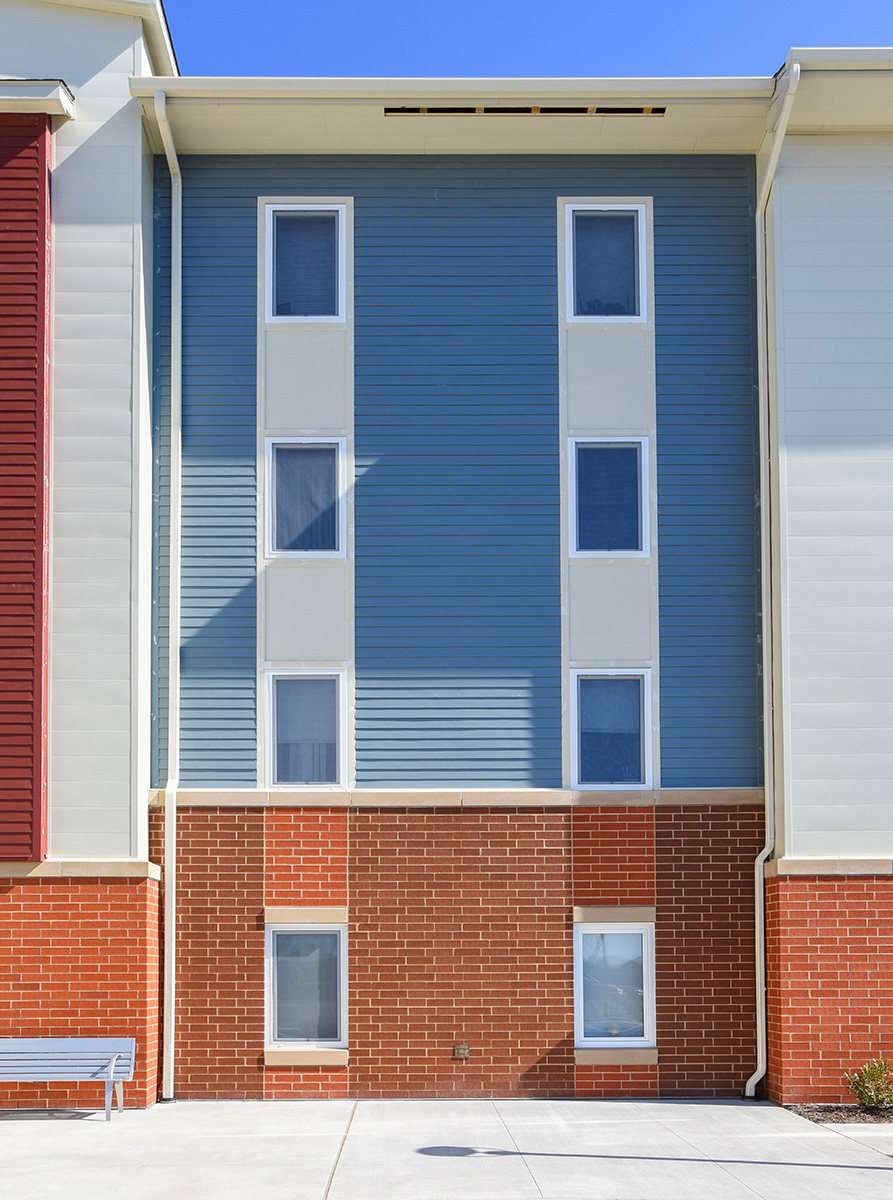 Hillcrest Senior Residences with INTUS Windows