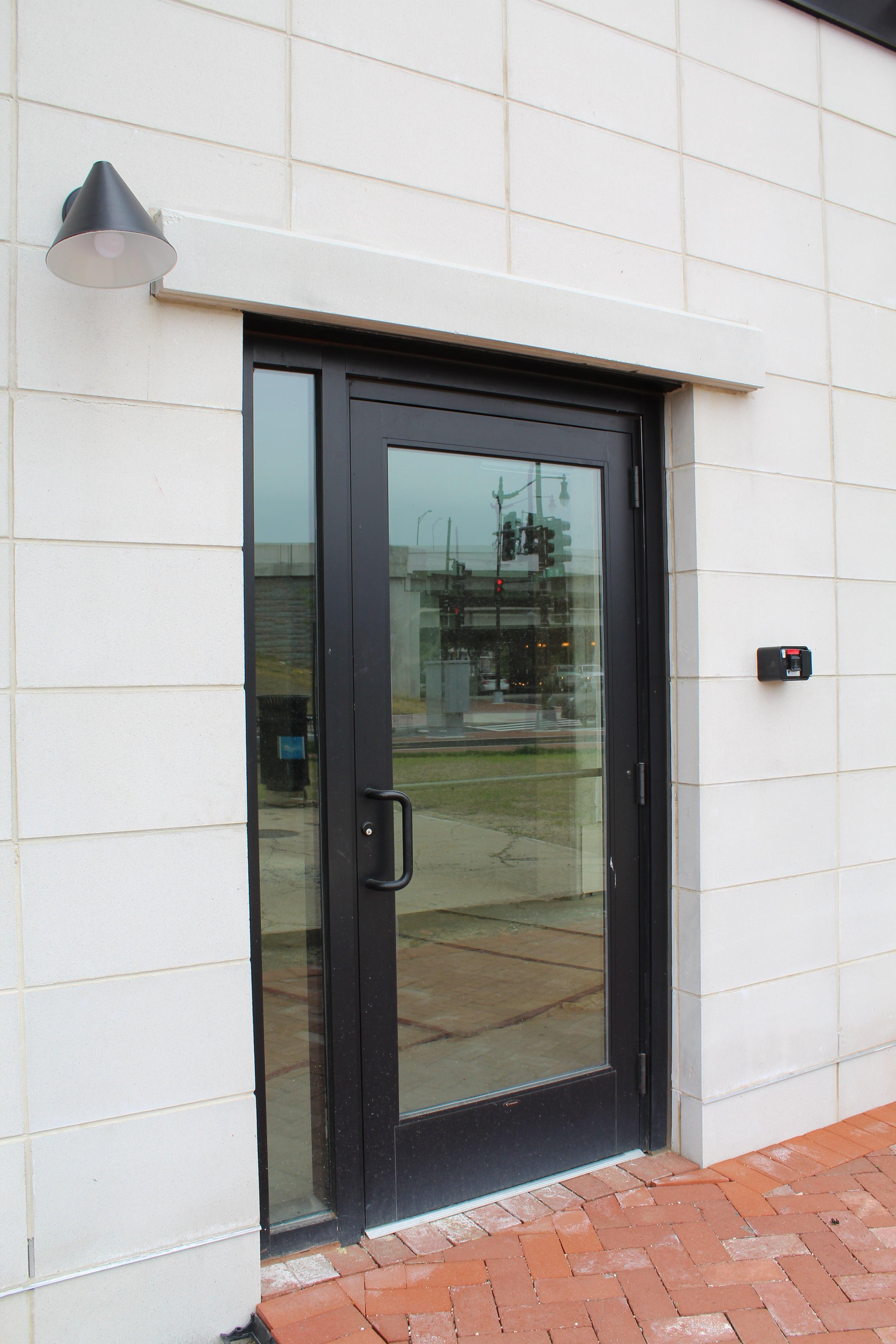 Emblem at Barracks Row with INTUS Windows