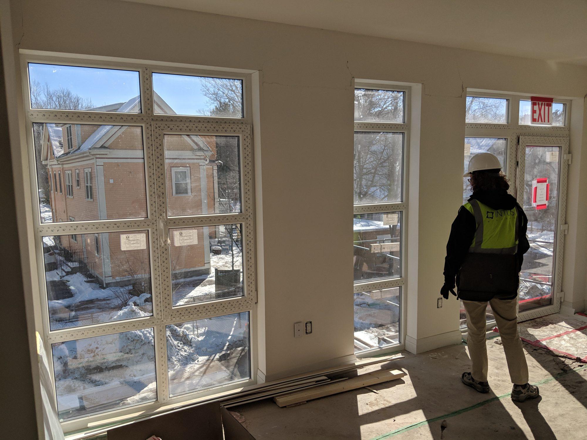 28 Austin Street in-progress