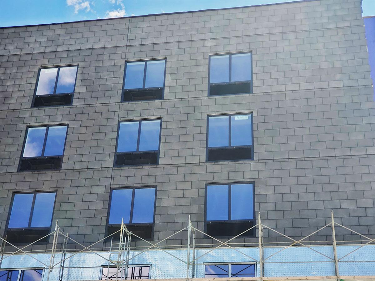 Hampton Inn & Suitesat GreenGate In-Progress