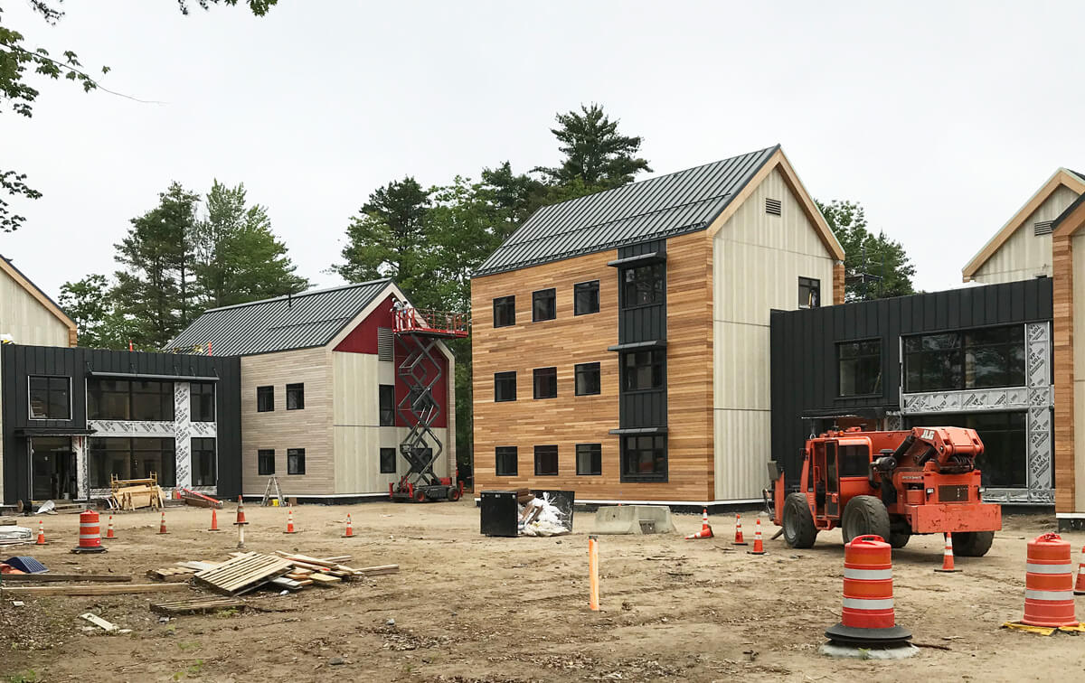 Bowdoin College, Harpswell Apartments