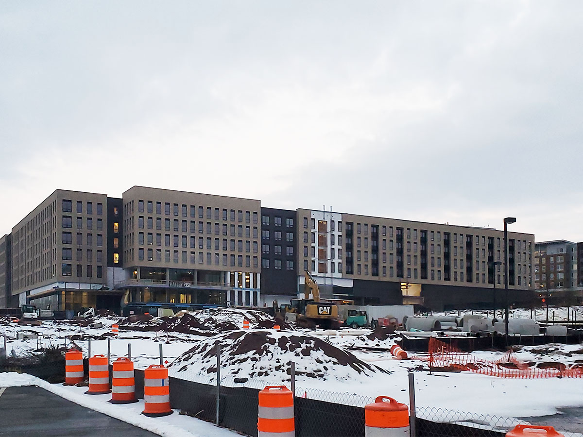 Halley Rise Block F In-Progress
